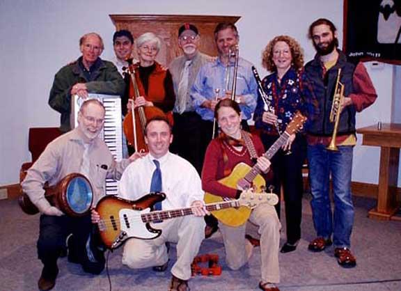 Ruach Israel Klezmer Band