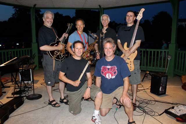 Melodius Funk is Needham's longest running independent Jazz group