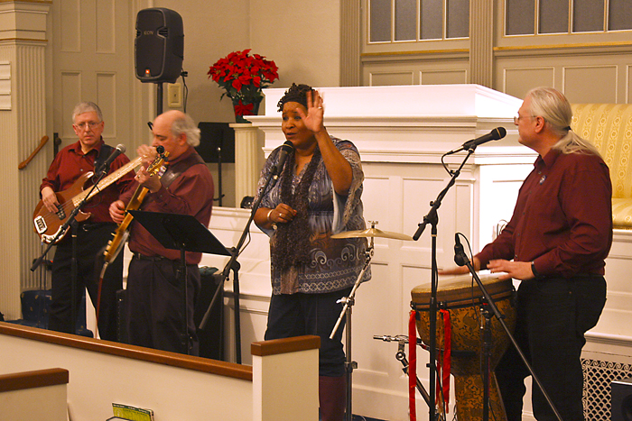 Carolyn Waters and the Backwaters Band