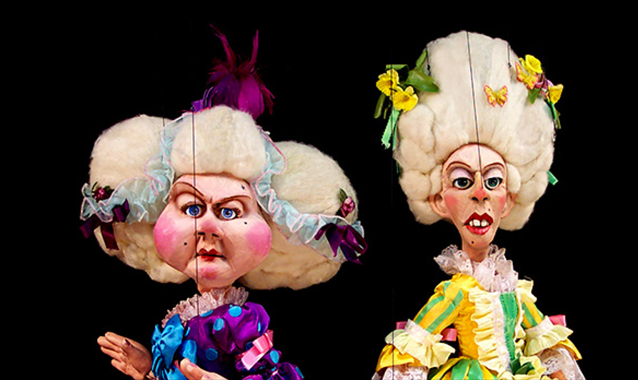 Tanglewood Marionettes: Cinderella