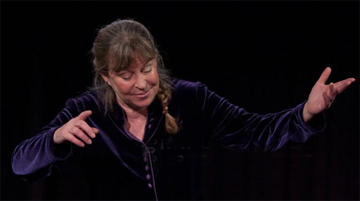 Diane Edgecomb — Storyteller