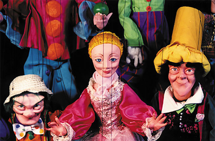 Tanglewood Marionettes: The Fairy Circus